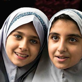 Schoolgirls Tehran