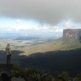 View from Roraima