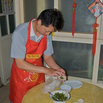 Dumpling maker. mmmmmmmm