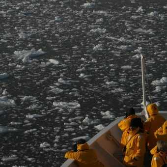 Iceberg reflection, iceberg perfection