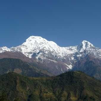 Annapurna South and Hiunchuli