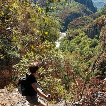 Above the Neretva River (1)