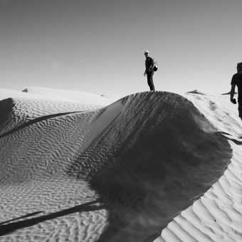 On the high dunes