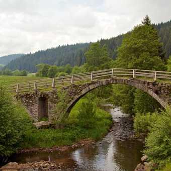 Roman Bridge near Zmeitsa