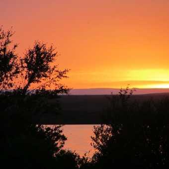 Lake My'Vatn Campsite