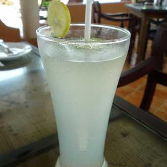 Lime Soda !