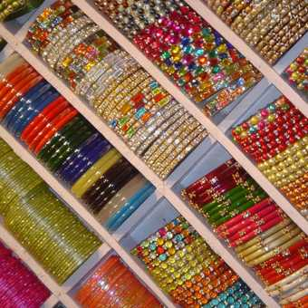 Colourful India