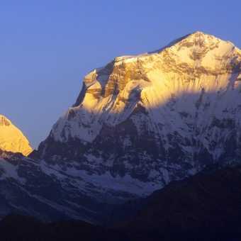 Dhaulagiri Massifs - Poon hill