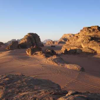 Sunset Wadi Rum 2