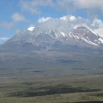 Kilimanjaro - Lemosho rout