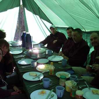 millenium camp