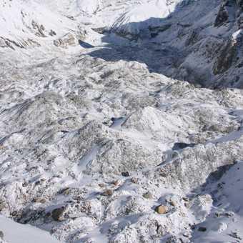 Ridge NE of Annapurna I