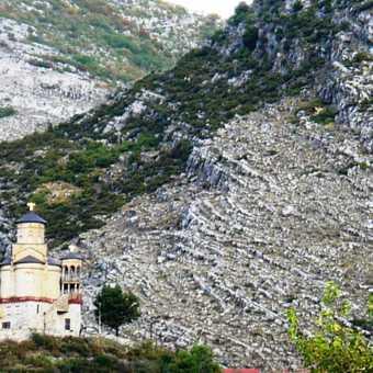 Hillside church near Trebinje.