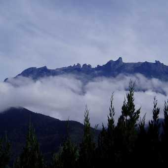 Mount Kinabalu - the night before