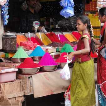 Indian dyes