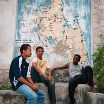Young men Stone Town_Zanzibar