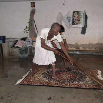 carpet making in Jaipur