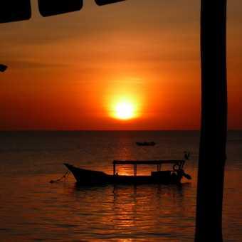 Sunset - Nungwi, Zanzibar