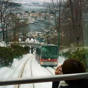 Bergen mountain railway