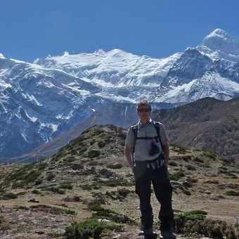 Annapurna II and Gangarurna