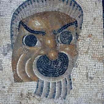 Butrint mosaics