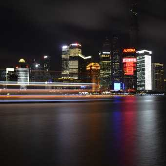 Shanghai at night I