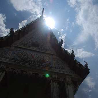 Sunburt temple