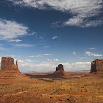 Monument Valley - The Mittens