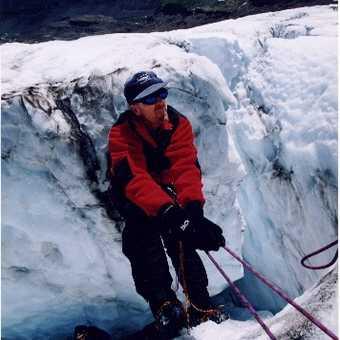 climbing in the cascades-washington st.