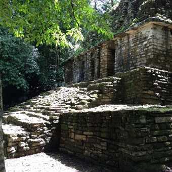 Yaxchilan ruins