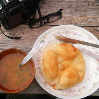 Tibetan bread..yummy