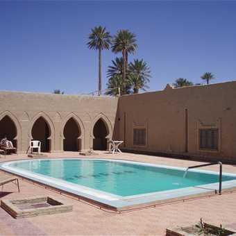 Auberge pool