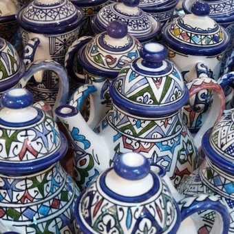Pottery, Fes