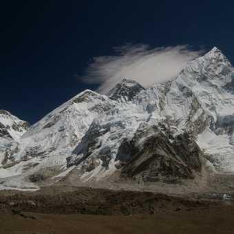 Everest Region from Kala Pathar