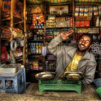 Shopkeepers Salute