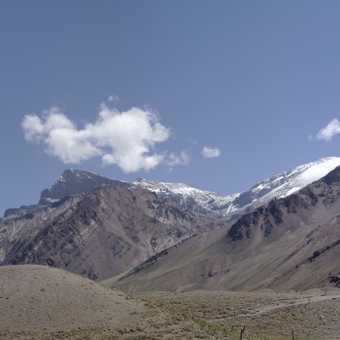 Approaching Aconcagua