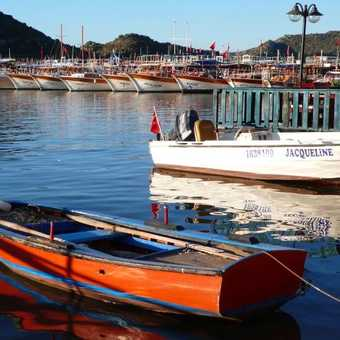 Ucagiz Harbour