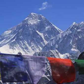 Everest from Gokyo RI