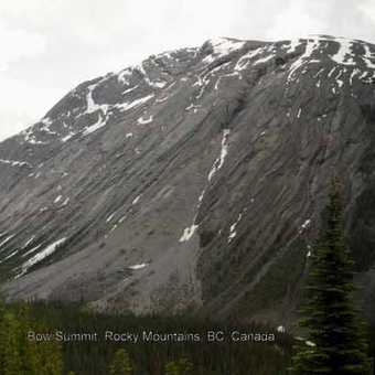 Bow Summit, Rocky Mountains