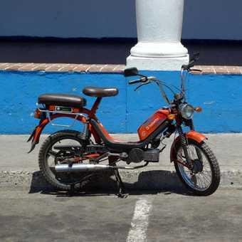 Motorcycle, Santiago