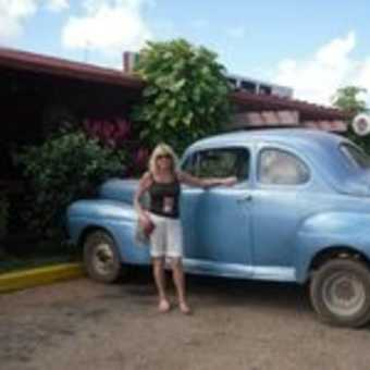 Me in Cuba