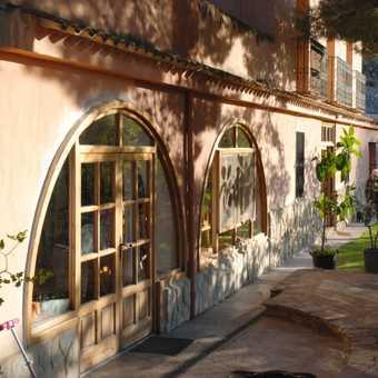 Hort de Gloria, bungalows