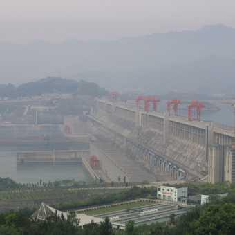 Yangtze Three Gorges Dam