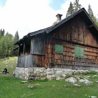Day 6 - The decaying Hunting Lodge used by Tito