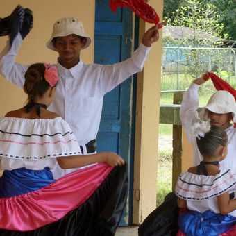 La Gamba school presentation