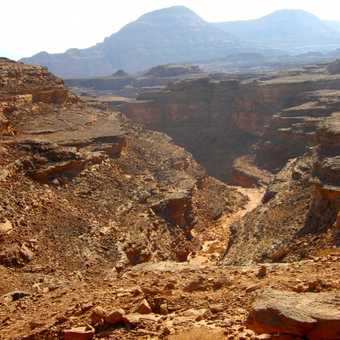 Sarabit El Khadem area
