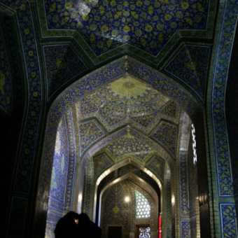 Si-o-Seh Bridge, Isfahan