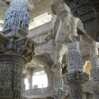 Chaumukha Temple, Ranakpur