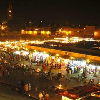 Marrakech evening