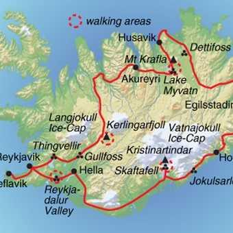 Iceland Walking Explorer - Summer 2011
